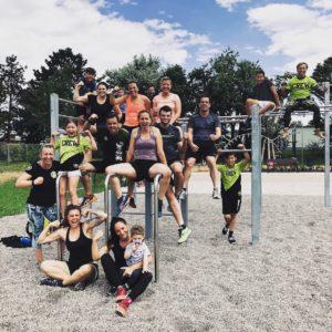 generation athletic gruppenfoto generationenpark philippsburg
