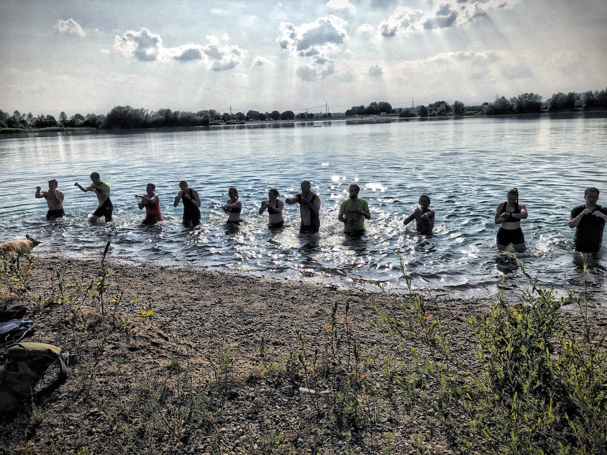 generation athletic outdoor training am see